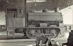 Great Western  Railway - GWR 0-4-0ST steam locomotive Nr. 92 (Beyer Peacock Locomotive Works, Manchester-Gorton 1857) (HISTORICAL RAILWAY IMAGES) Tags: locomotive steam gwr bp beyerpeacock manchester gorton 1857