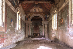 lonelyChurch (FoKus!) Tags: urbex eu ue europe lost decay derelict empty vide decadence urban expo exploration urbain infiltration désolé verlassen verboten abandon abandoned abbandonada abbandonato abbandonata friche friches people less desert rust rusty dust dusty ngc abandonado decayed forget forgot forgotten rotten waste trespassing desolation art neglected europeexploration exploring explorer rustyandcrusty rurex ruins urbanexploration urbanexplo urbandecay urbexeur urbexpeople urbexeurope oubli oublié old lostplaces last past memories colors flickrunitedaward beautiful beautyindecay beautifulforgot chateau andermatt france