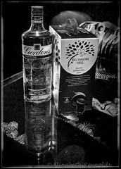 Day 62. (lizzieisdizzy) Tags: blackandwhite blackwhite black bright whiteandblack white wine monochrome mono monotone male chromatic reflections reflection reflect reflective monochromatic mirror mirrorimage frame framed glass box tabletop table