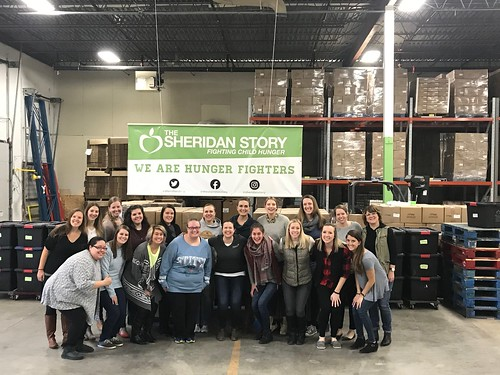 Headway Packing Event 3/12/18