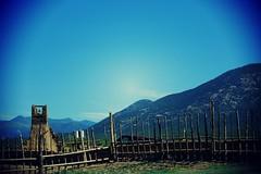 (Talisman39) Tags: taos nm newmexico vignette analog pueblo mountains landscape
