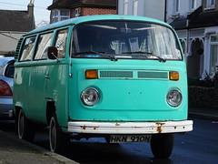 1973 Volkswagen Camper Van (Neil's classics) Tags: vehicle van camper 1973 volkswagen vw motorhome