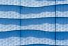Wall, pattern and shadows (Jan van der Wolf) Tags: map159255vv texture patroon pattern wall muur gevel gebouw architecture architectuur montpellier blue blauw monochrome lines lijnen lijnenspel playoflines interplayoflines monochroom rhythm visualrhythm abstract