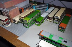 Nottingham City Transport Models (timothyr673) Tags: nottinghamcitytransport modelbus nct bus model