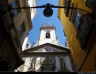 Igreja de Nossa Senhora da Lapa dos Mercadores, Rio de Janeiro, Brazil