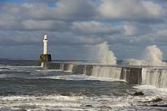 DSC04737 (LezFoto) Tags: waves southbreakwaterpier aberdeenharbour aberdeen scotland unitedkingdom sonydigitalcompactcamera rx100iii rx100m3 sony dscrx100m3 cybershot sonyimaging sonyrx100m3 compactcamera pointandshoot rainbow