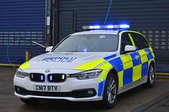 CN17 BTV (S11 AUN) Tags: gwent police heddlu bmw 330d estate touring anpr traffic car rpu roads policing unit 999 emergency vehicle cn17btv