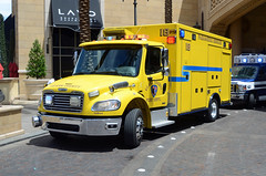 CCFD R18 (Emergency_Vehicles) Tags: clarke county fire r18 freightliner rescue ambulance las vegas
