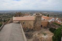 Castillo de Castelo de Vide 1 (Mª Angeles :)) Tags: castillo castillodecastelodevide altoalentejo serradesãomamede portugal