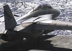 grumman image (San Diego Air & Space Museum Archives) Tags: vf2 lantirn aviation aircraft airplane militaryaviation navalaviation unitedstatesnavy usnavy usn grumman grummanf14tomcat grummanf14 f14tomcat grummantomcat f14 tomcat grummanf14dtomcat grummanf14d f14dtomcat f14d generalelectric ge generalelectricf110 gef110 f110 f110ge400