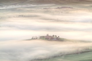 val d'Orcia (Italy)
