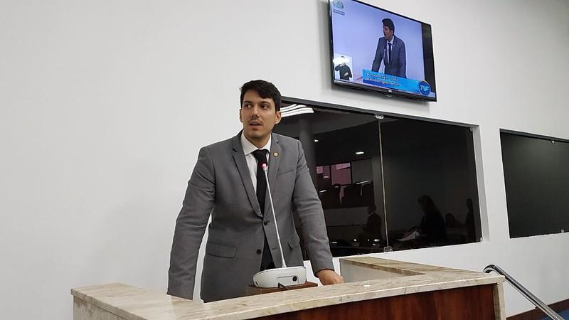 Vereador Paulo Martins (PRTB)