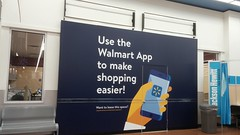Use the Walmart App to help us take control of your lives! (Retail Retell) Tags: hernando ms walmart desoto county retail supercenter store 5419 interior black décor 20 icons exterior quirks former smartstyle regis salon