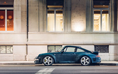 Turbo R Limited. (Alex Penfold) Tags: porsche 911 ruf turbo r limited blue green teal supercars supercar super car cars autos alex penfold 2018 geneva switzerland