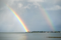 Double Rainbows Near Point Richmond, Richmond, California (takasphoto.com) Tags: alameda alamedacounty america arcoiris bayarea berkeley california californiastate color colorful colors contracostacounty eeuu eastbay emeryville estadosunidos nature norcal northamerica northerncalifornia oakland outdoor rainbow richmond richmondca sfbay sanfrancisco sanfranciscobayarea usa unitedstates unitedstatesofamerica westcoast westoakland アメリカ合衆国 カリフォルニア サンフランシスコ 加州 北カリフォルニア 北米 米国 美国 自然 虹 西海岸