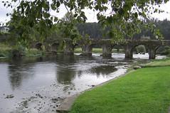 Inistioge Bridge, Co. Kilkenny (Diepflingerbahn) Tags: inistioge cokilkenny rivernore casioqvr41 ireland