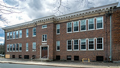 Hand Academy views (Madison Historical Society (CT-USA)) Tags: madisonhistoricalsociety madisonhistory mhs madison connecticut conn ct country connecticutscenes newengland school scene scenes students architecture academy outside outdoor exterior education bostonpostroad building design historical history old interesting image photo picture places route1 towngreen usa