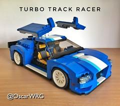 #LEGO #creator #LEGOcreator #31070 #TurboTrackRacer #Turbo #Track #Racer #GullWing #Doors #GullWingDoors (@OscarWRG) Tags: lego creator legocreator 31070 turbotrackracer turbo track racer gullwing doors gullwingdoors