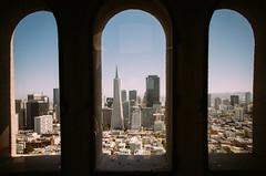 San Francisco, CA (Alberto Sen (www.albertosen.es)) Tags: sanfrancisco coittower eeuu california skyline