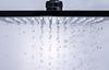 Raindrops keep falling... (drpeterrath) Tags: canon eos5dsr 5dsr stillphotography stilllife shower water bw speedlite bathroom rainshower