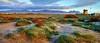 Poniente en tierra. Otro procesado. (zapicaña) Tags: zapigata cabodegata cielo clouds cabo almeria andalucia arena atardecer sky spain sand sunset sur south landscape paisaje parquenatural