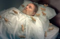 67/365 - sleeplessness (possessed2fisheye) Tags: possessed2fisheye scottmacbride scott creativeselfportrait creative creativephotography creativephotoshop creativeportrait portrait selfportrait self insomnia waitingforsleep awake countingsheep tryingtogettosleep bed 365 365project project365 2018 2018365project 365project2018 sleeplessness