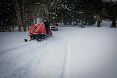 Vintage races 2018 (Longfinger1) Tags: 2018 fun dgf winter patspeak d700 newhampshire vintage henniker snow march snowmobile craneyhillspeedway