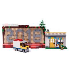 31069 alternate model (KEEP_ON_BRICKING) Tags: lego creator set 31069 alternate moc model mod legoset 2018 custom design house car vehicle minifigure keeponbricking