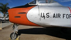"North American F-86H Sabre 3 • <a style=""font-size:0.8em;"" href=""http://www.flickr.com/photos/81723459@N04/40719380922/"" target=""_blank"">View on Flickr</a>"