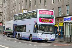38206 SN09CBU First Aberdeen (busmanscotland) Tags: 38206 sn09cbu first aberdeen sn09 cbu ad alexander dennis e500 enviro 500