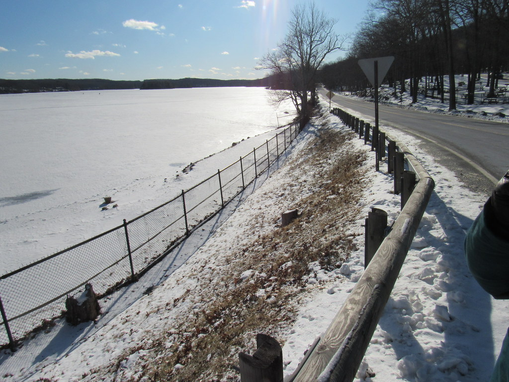 The world 39 s most recently posted photos of frigid flickr for Harriman state park fishing