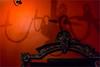 KGB (Chris Protopapas) Tags: sony nyc eastvillage kgb bar shadow red chandelier