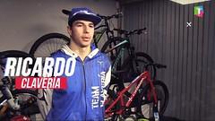 Ricardo Clavería Jr team clavería temporada 2018