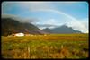 Painted landscape (franz75) Tags: nikon d80 islanda iceland paesaggio landscape erba grass cielo sky arcobaleno rainbow dipinto painted summer