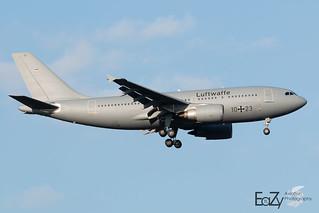10+23 German Air Force (Luftwaffe) Airbus A310-304 MRTT