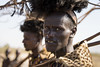 Skin and bones (alfienero) Tags: tribe omo valley river ethiopia dassanech dimi cerimony group africa portrait