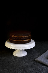 Bizcochos de chocolate (Frabisa) Tags: cocinacasera recetas bizcocho desayunos meriendas dulce cacao homemadecooking recipes spongecake breakfasts snacks sweet