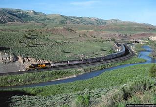 Tunnel Motor on the California Zephyr
