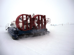 Hovercraft 氣墊船 (MelindaChan ^..^) Tags: siberia russia 俄羅斯 西伯利亞 chanmelmel mel melinda melindachan irkustsk travel tour hovercraft 氣墊船 transport ice snow traffic icy lake baikal 貝加爾湖 2018 people nature winter cold frozen life pine tree slope alkhon island 奧爾洪島 萨满岩石 shamanka rock 薩滿岩