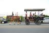 Horses doing double duty! (radargeek) Tags: august 2017 charleston sc southcarolina horse cart carriage tourist tour battery