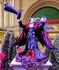 The Vampire Bunny (Mike Bonitz) Tags: deutschland germany sachsen saxony leipzig hauptbahnhof mainstation kunst art skulptur sculpture osterhase easterbunny vampir vampire instagram googlepixel