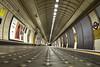 A mouse-eye view (Joseph Pearson Images) Tags: underground subway tube metro london tfl transportforlondon gantshill tunnel vanishingpoint