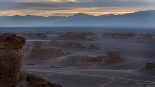 Kalut Desert, Iran