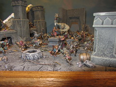 Orc-attack in Moria_08 (Mangito1) Tags: lordoftherings herrderringe mazarbul moria dwarfs gimli gandalf