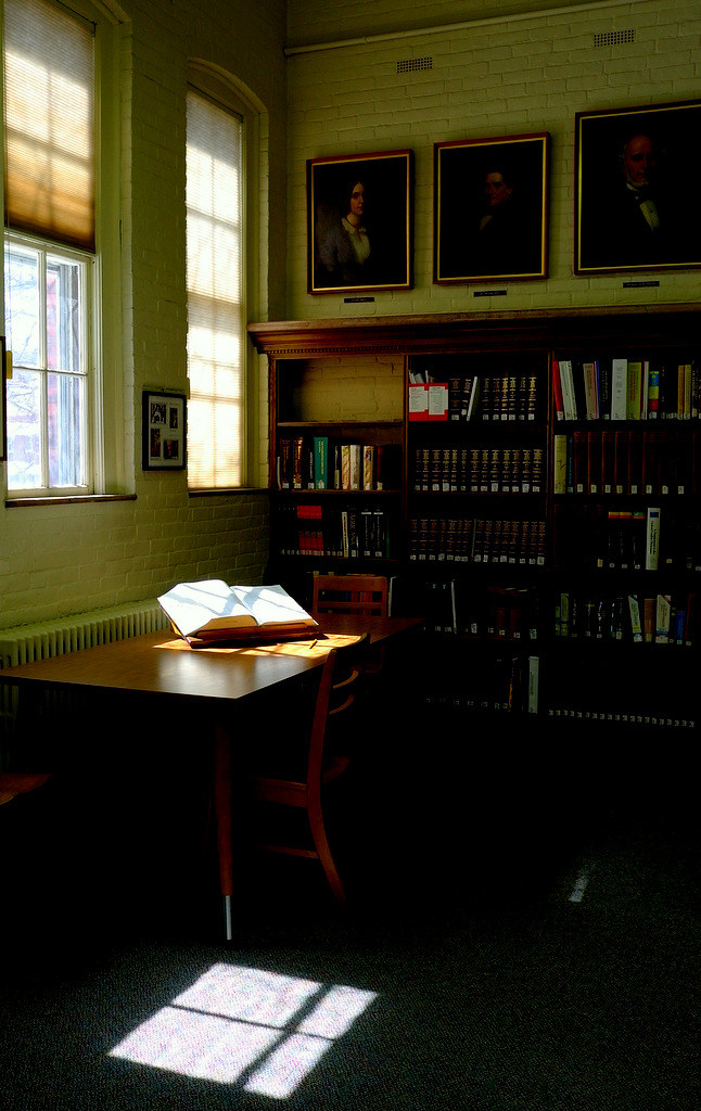 Chase Library Study Room