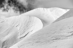 * (andreassimon) Tags: sw rax niederösterreich österreich schnee winter snow bw bn