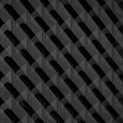 wrapped (morbs06) Tags: barcelona catalunya puigtower abstract architecture building bw city diagonal facade highrise light lines pattern repetition shading shadow square stripes texture urban