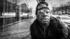 "#207 ""Eddy, what the hell are you doing on this planet?"" (Hendrik Lohmann) Tags: streetphotography streetportrait portraits people urban project whatthehell hendriklohmann duesseldorf bnw blackandwhite blackandwhiteportrait monochrome nikondf"