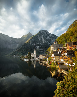 Hallstatt Sunrise