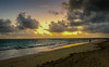 Sunrise on the Beach - Punta Cana Dominican Republic (mbell1975) Tags: puntacana laaltagracia dominicanrepublic do sunrise beach punta cana dominican republic dr island caribbean atlantic ocean surf sand am morning dawn